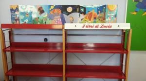 scaffali I libri di Lucia