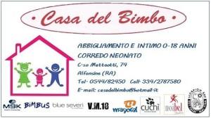 logo Casa del Bimbo