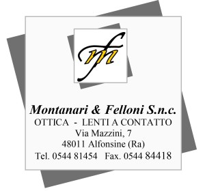 logo Ottica Montanari e Felloni