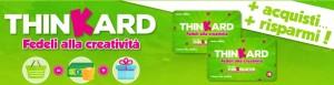 Più Acquisti più risparmi Thinkard 2572x668