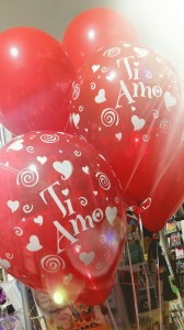 palloncini Ti Amo