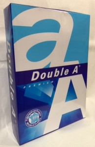 carta 80 gr Double A