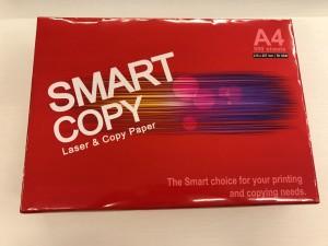 carta smart rossa 80 gr