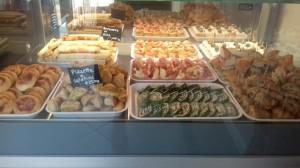 buffet salato L'artista