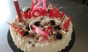 torta 2 l'artista