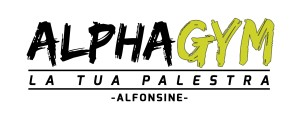 Logo ALPHAGYM Alfonsine ritagliato