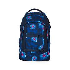 SAT SIN 001 9L2 ZAINO SATCH PACK WAIKIKI BLUE