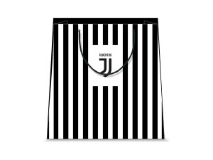 SHOPPER JUVE TG. XL f.to 31.5X45X12