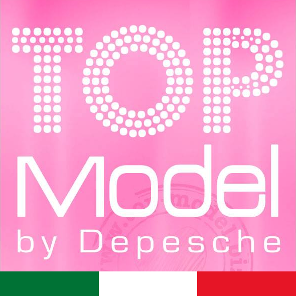 logo Top model profilo fb